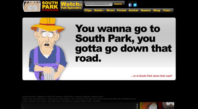 Error   South Park Studios3